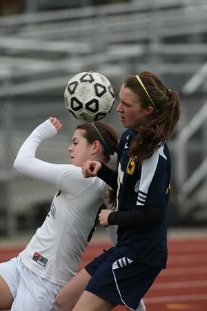 Edsel Girls Varsity Soccer vs Trenton