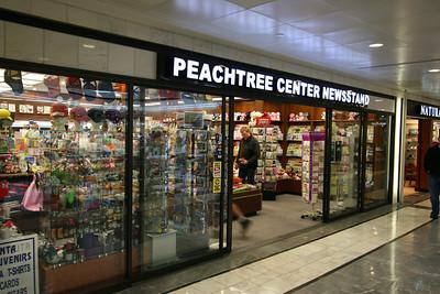 Peachtree Center Newsstand
