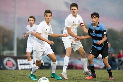 2017 U16 State Cup Arsenal VS Forza