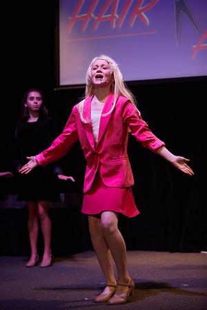 Legally Blonde Harvard Cast
