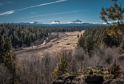 Camp Polk Meadow - Whychus Creek Re-route