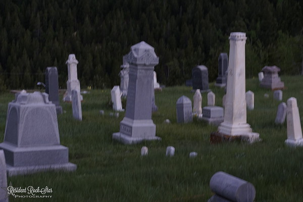 Cemeteries and Burial Grounds