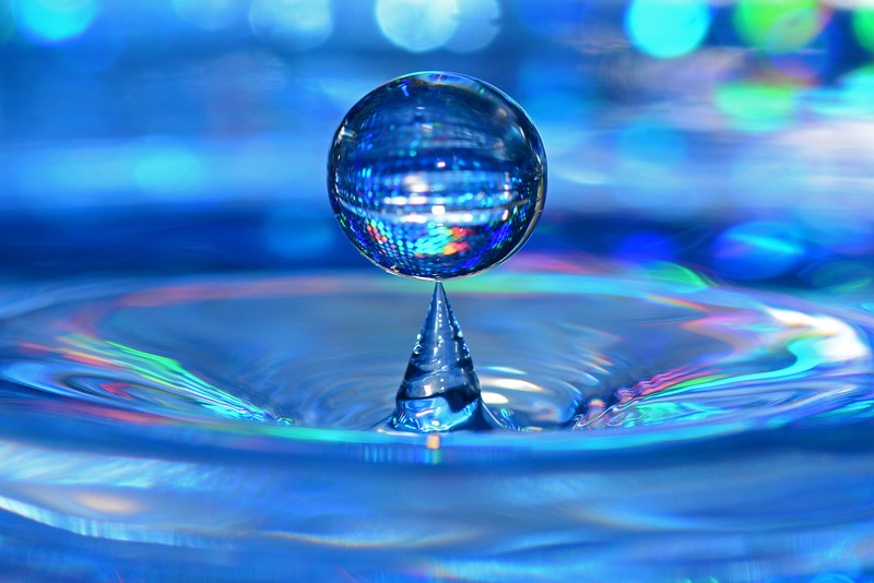 Essence - The Water Drop Series