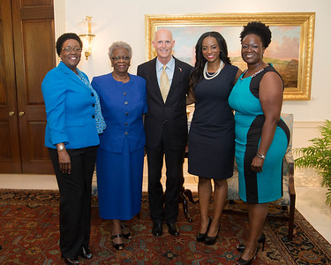 5-7-2015 Tallahassee - Gubernatorial Fellows Reception