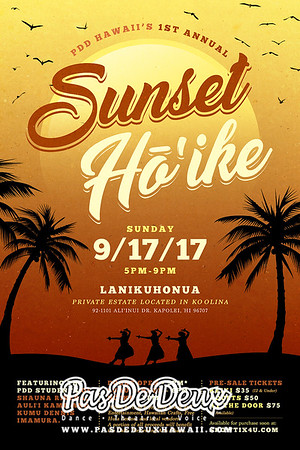Sunset Ho'ike (2017)