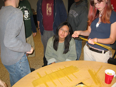 2005-11-1 and 2005-11-8 Spaghetti Bridges