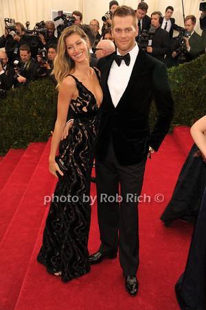 Gisele Bundchen and  Tom Brady photo by Rob Rich © 2014 robwayne1@aol.com 516-676-3939