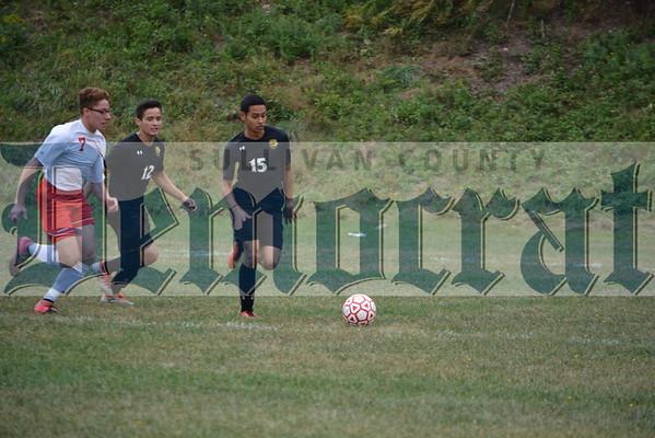 Fallsburg vs Liberty Boys Soccer