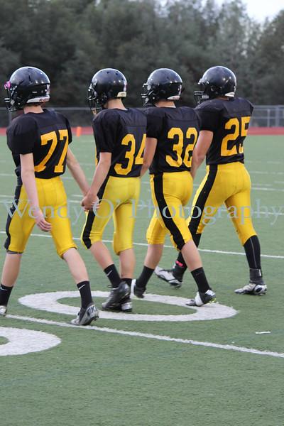 Del Oro Freshman Football 2014