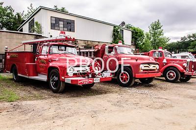 Antique Truck Club of America show, 28JUL13