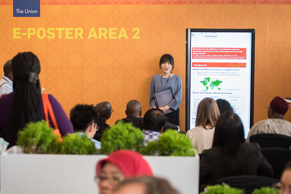 E-poster sessions