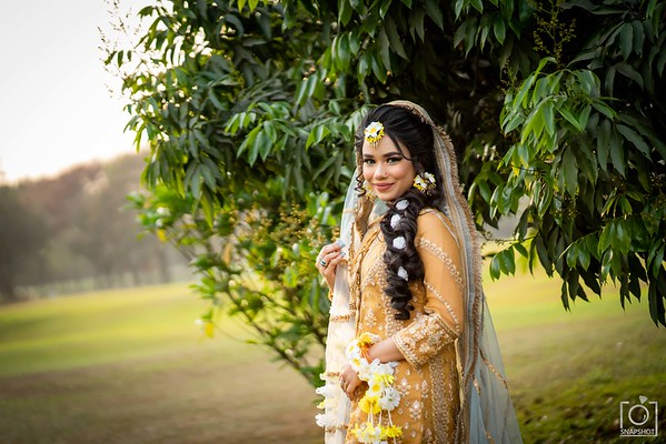 Onu & Tanvir Bride Holud