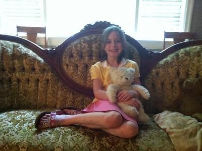 Savannah 8 years