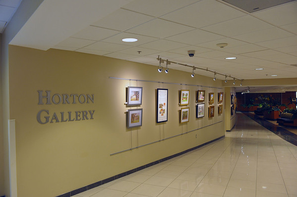 Hofwyl Plein Air Exhibit 2014 at Horton Gallery @SGHS