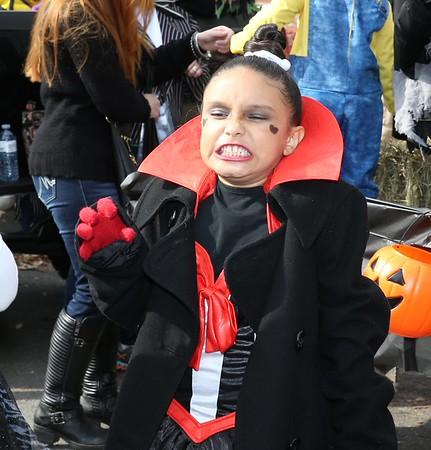 The Amsterdam Elks Halloween Parade