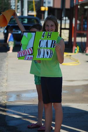 Car Wash Fundraiser 082010
