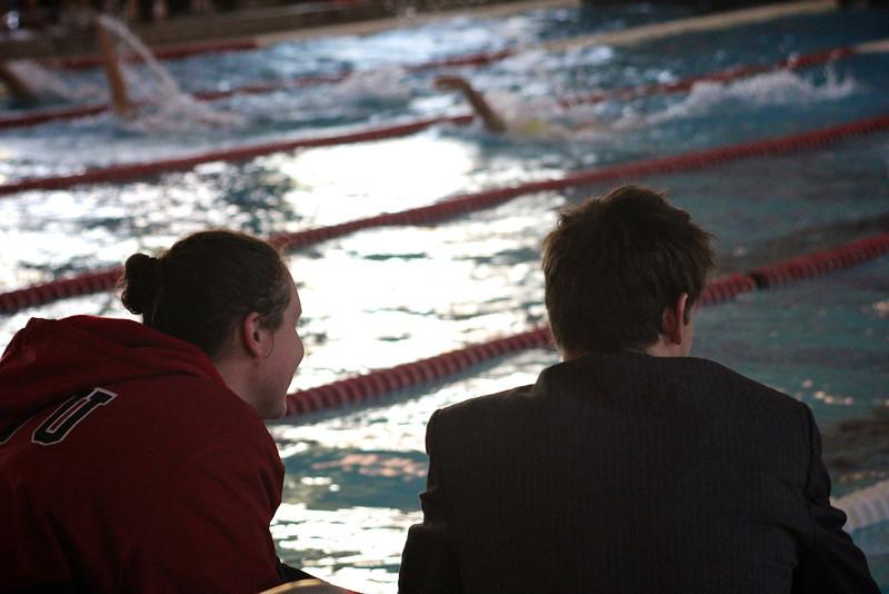 Swimming; Spring 2013.