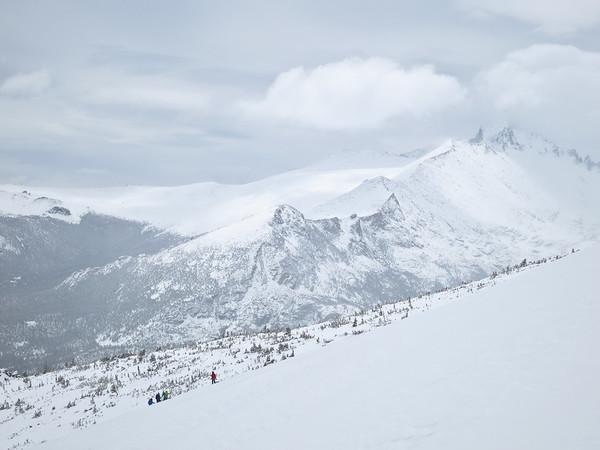 Flattop Mountain BC Ski 5/10/15