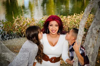Arlene, Serena, Isaiah
