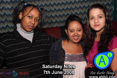 Hip Hop Palace - 7th June 2008