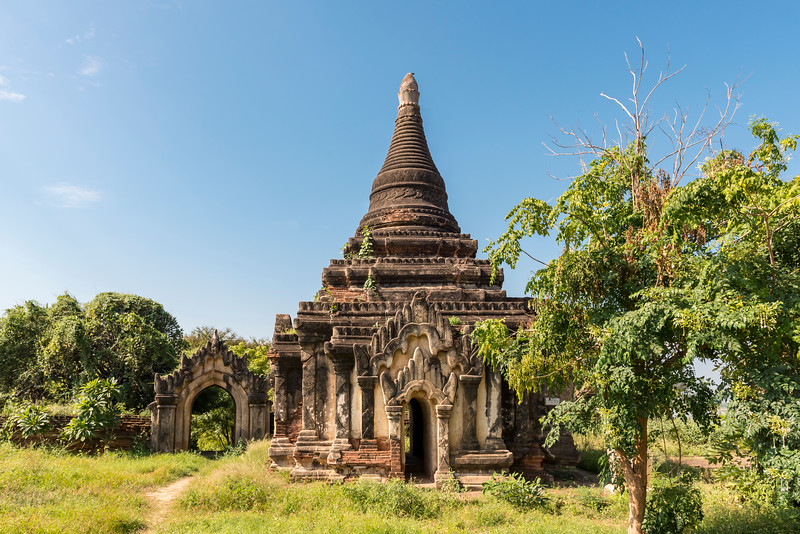 Shwe Kun Cha Temple, Bagan