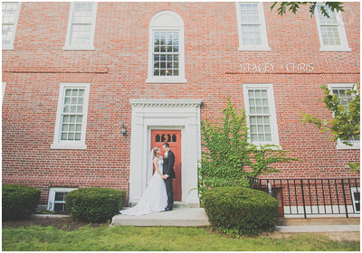 Stacey + Chris - Exeter, NH