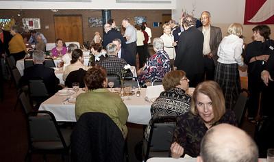 Jewish-Christian Dialogue Dinner 10/11/2009