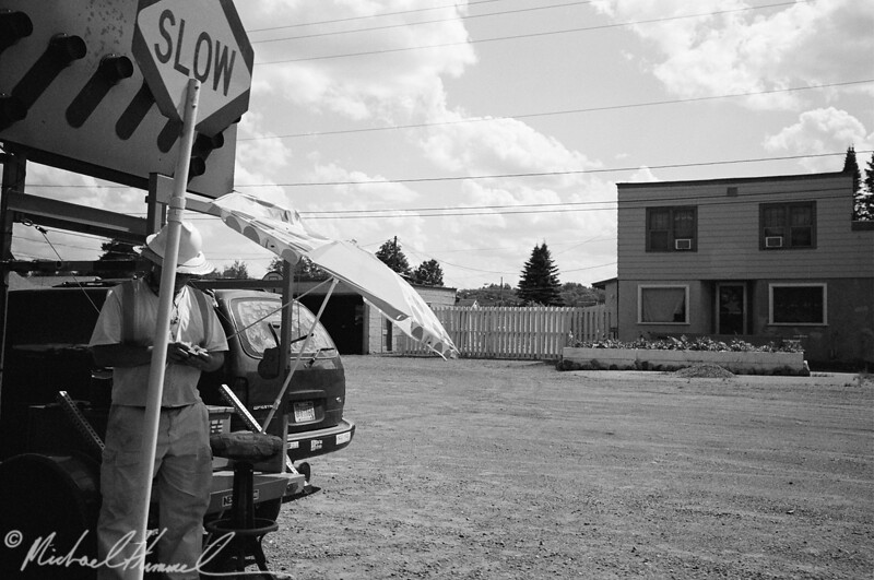 Street Scenes:  The U.P.