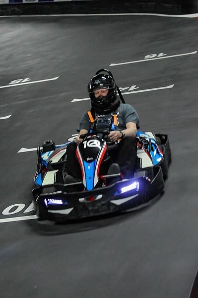 Valvoline Go Kart Track
