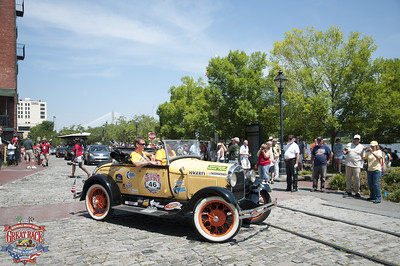 2014 Hemmings Great Race presented by Hagerty--Day 8