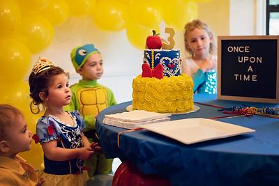 Jazzie's Birthday Party