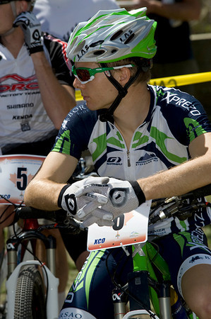 National Championship Mountain Bike - XC, start #3