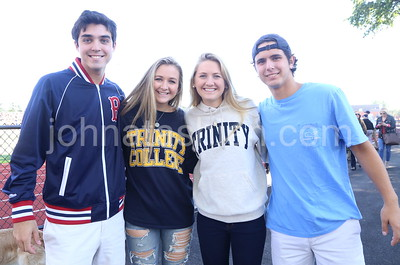 Trinity College - Family Weekend - September 24, 2016