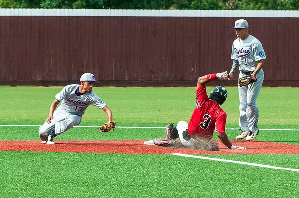 May 16, 2015 - Baseball - Plamview vs Weslaco