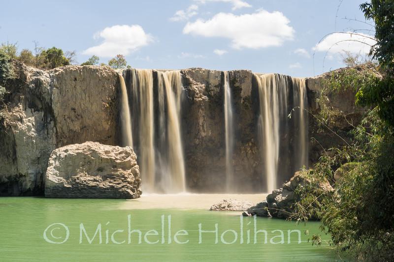Bao Dai Waterfall, Dalat, Vietnam