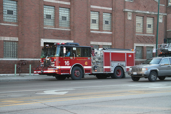 CHICAGO 3-11 ALARM + LEVEL I HAZMAT 1428 W. 37TH STREET (12-31-2011)