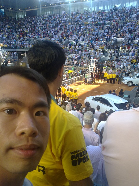 Madrid Open Final
