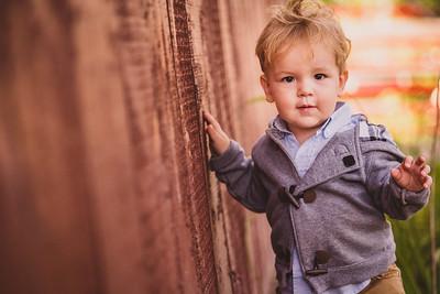 Travis + Dominic | Family Portraits