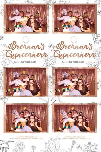 Brianna Quinceanera | 8.3.2019