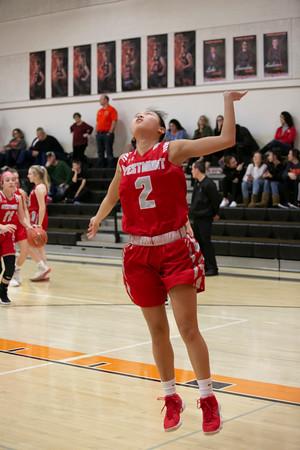 Somerset vs Westmont - Girls Varsity Basketball