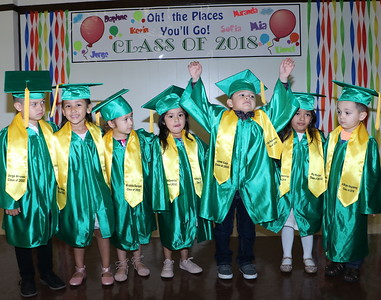 GCCISD A Bright Beginning Graduation Class of 2018