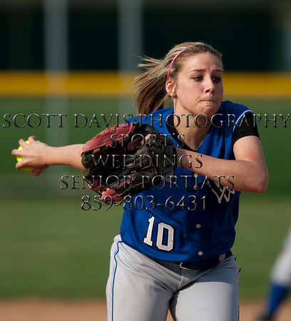 High School Fast Pitch Softball