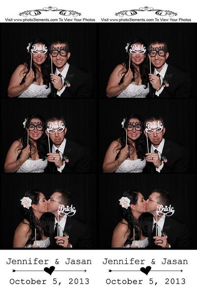 Jennifer & Jasan's Wedding