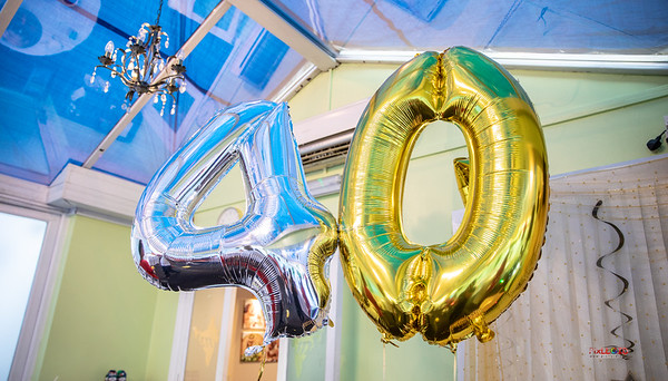 Keshava 40th Surprise Birthday Celebrations....