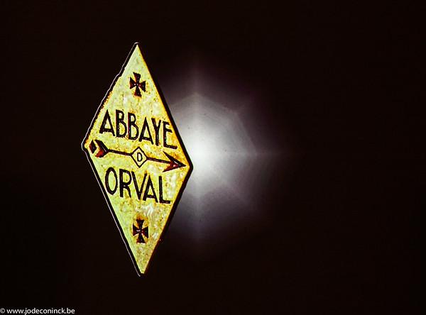 1805 Kravalia op bezoek naar Orval