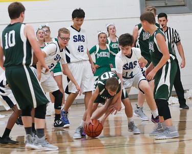 MS Boys Basketball 2018