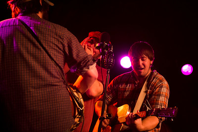 11.16.14 The Jeff Austin Band, Travelin McCourys and Horshoes and Hand Grenades @ The Cabooze