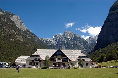 Julian Alps incl. Trenta Valley and Soca river...