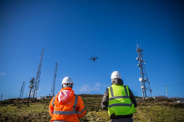 Drone Survey Shoot