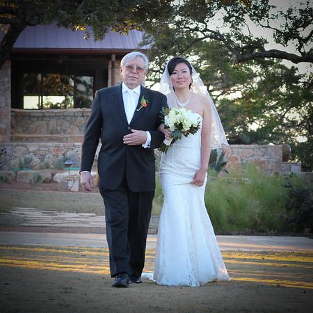 Ian & Sandra - Ceremony